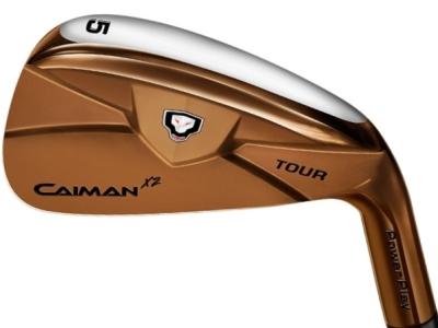 Custom-Built Caiman X2 Tour Blade Iron