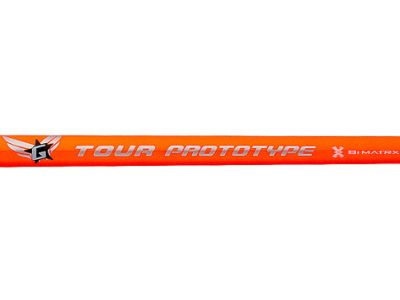 Grafalloy BiMatrx Prototype Graphite/Steel Shaft Neon Orange