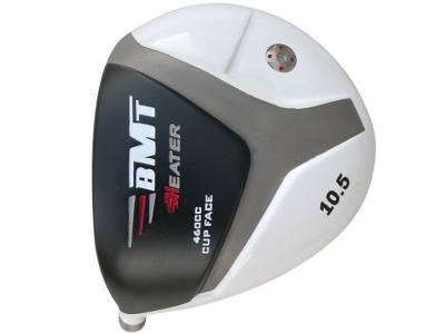 Heater BMT Cup Face Titanium Driver Head Left Hand