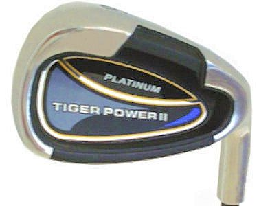 Custom-Built Tiger Power II Iron Set