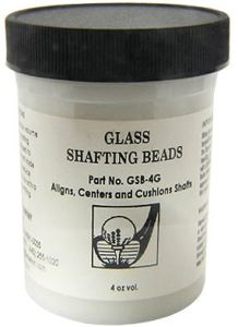 Shafting Beads, 4-oz. Jar
