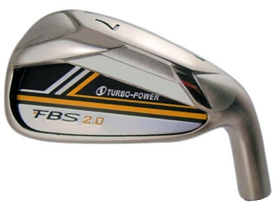 Custom-Built Turbo Power FBS 2.0 Iron Set