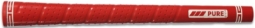 Pure Grips P2 Wrap Midsize Red