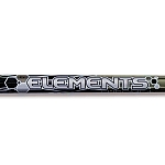 UST-Mamiya Elements Chrome+ Graphite Wood Shaft