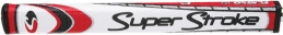 Super Stroke Flatso 1.0 Putter Grip - Red