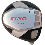 King X750 Fairway Wood Head