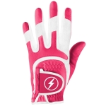 Powerbilt Ladies One-Fit Golf Gloves, Right Hand Player