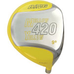Bang Golf Mellow Yellow 420cc Beta Titanium Driver Head