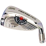 Custom-Built Bang Golf Bang-O-Matic CenterCut CNC Milled Forged Irons
