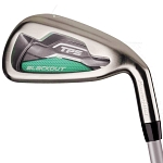 Powerbilt Golf Blackout Women's Iron Set 5-SW