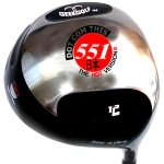 Custom-Built Geek Golf Dot-Com-This 551 Japan Hot Version Titanium Driver