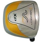 Turbo Power XP Komo Square Titanium Driver Head