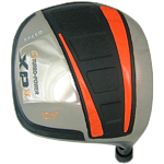 Turbo Power XP II Speed Titanium Driver Head