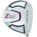 Turbo Power Z-2.0 Titanium Driver Head