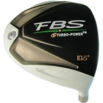 Turbo Power FBS Titanium Driver Head