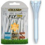 "Champ Zarma FLYTee - 1.75"" White Golf Tees 20 pack"