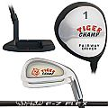 Built Tiger Champ Junior 4-Club Set