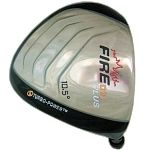 Turbo Power Fire 09 Plus Titanium Driver Head