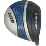 Turbo Power Aim Offset Titanium Driver Head
