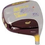 Bang Golf Mellow Yellow SQUARE 460cc Beta Titanium Driver Head