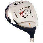 Bang Golf ToT'in Bone'Z Titanium Driver Head for Seated Golfers