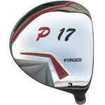 P-17 Fairway Wood Heads - Set of #3, #5, #7