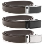 Ratcheting Golf Belt - Brown