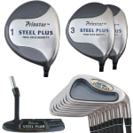 Prinstar Steel Plus 13-Club Set Graphite Built