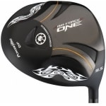 PowerBilt Air Force One DF Titanium Driver Head - Left Hand