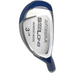 Built Integra Soolong LEFT Hand Hybrid Club #6 / 27º, Graphite Shaft, Stiff Flex
