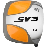 Built SV3 Titanium Driver Left Hand 9.5º, Graphite Shaft, R-Flex
