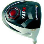 Built Turbo Power Ti-11X Titanium Driver