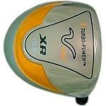 Built Turbo Power XR Komo Round Titanium Driver