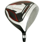 Powerbilt Golf TPS Supertech Black/Red Driver