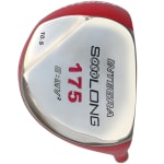 Intregra Sooolong 175 Titanium Driver Head - Red