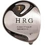 HRG Titanium Driver Head