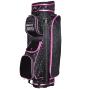 "RJ Sports Ever After 9"" Ladies Cart Bag - Polk A Dot"
