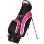 "RJ Sports Express 9"" Stand Bag - Pink"
