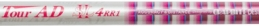 Graphite Design Tour AD SL-II 4 Pink
