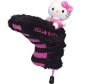 "Hello Kitty Golf ""Mix & Match"" Putter Headcover Black/Pink"