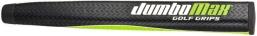 JumboMax Mid-Jumbo Putter Grip - Black/Lime