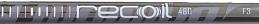 UST-Mamiya Recoil 460 Graphite - Iron