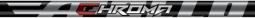 Apollo Chroma Black Steel Shaft