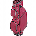 Datrek CB Lite Cart Bag - Red/Silver