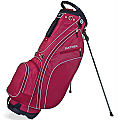 Datrek Carry Lite Stand Bag - Red/Silver