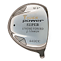 Tiger Power Super 440 Titanium Driver Head