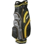 Sahara Gobi Golf Cart Bag Gray/Black/Yellow