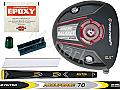 Turbo Power Great Balance Titanium Driver Component Kit