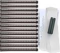 Winn Excel Soft Undersize Black - 13 pc Grip Kit