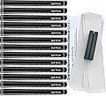 Golf Pride Tour Wrap 2G Black 0.580 Grip Kit